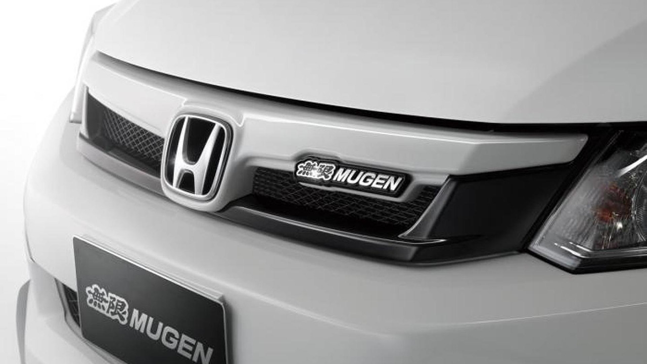 Honda Civic with Mugen styling accessories 24.6.2013