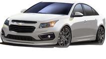 Chevrolet Personalization Cruze Diesel concept 25.10.2013