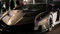Lamborghini delivers second Veneno to Miami customer