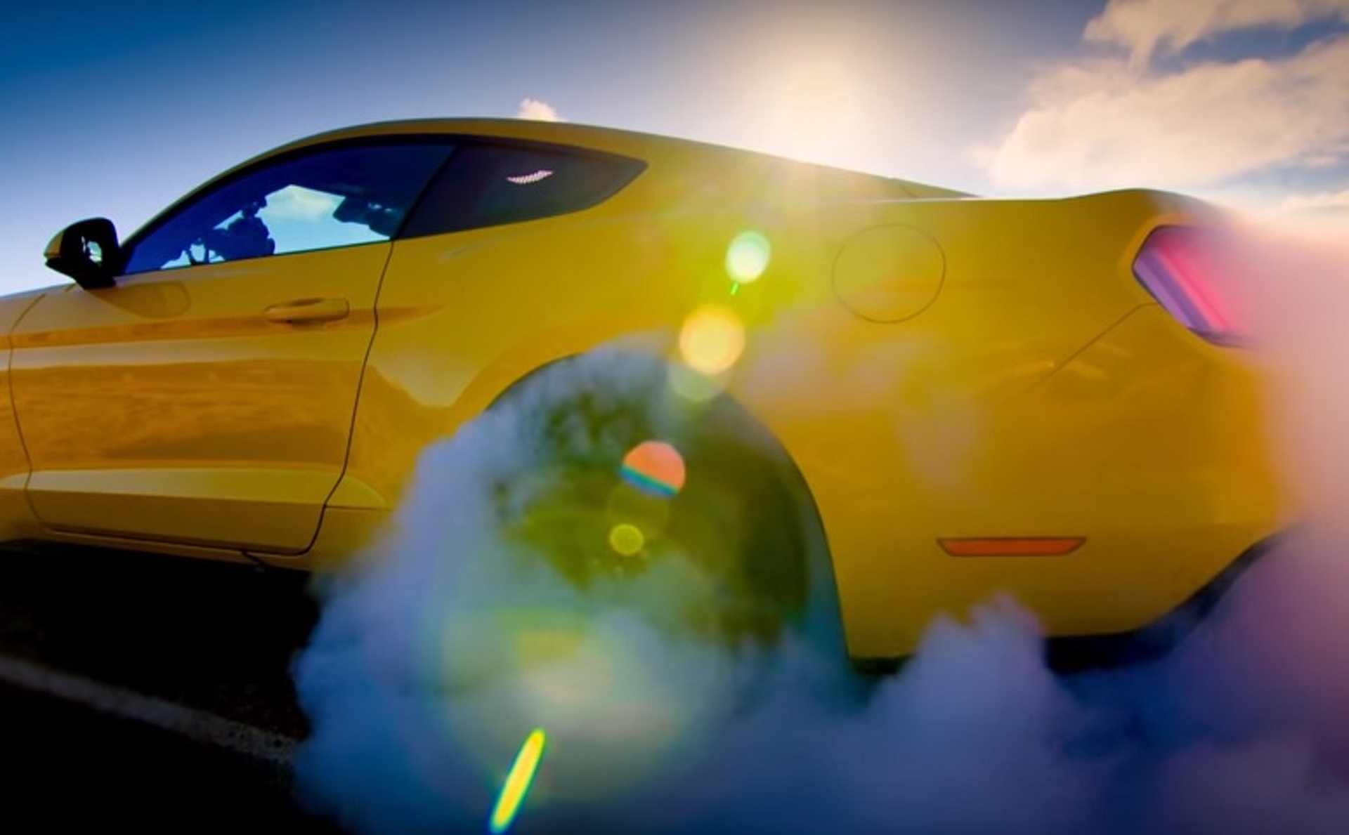 Extended 'Top Gear' Trailer Brings Burnouts, Fighter Jets, and a Release Date