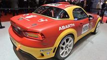 Abarth 124 Spider Rally