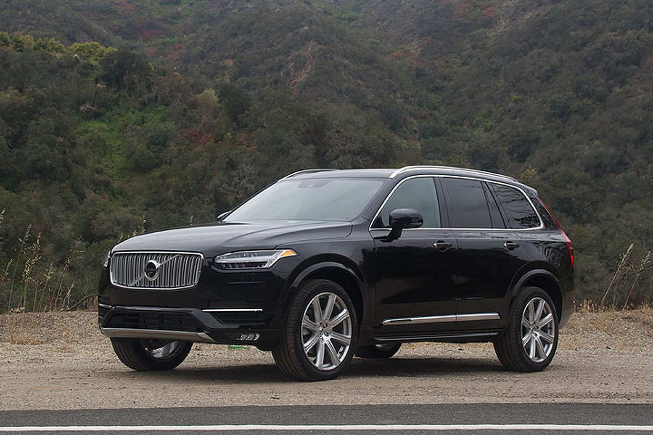The 2016 Volvo XC90 is Simply a Great Place to Be: First Drive