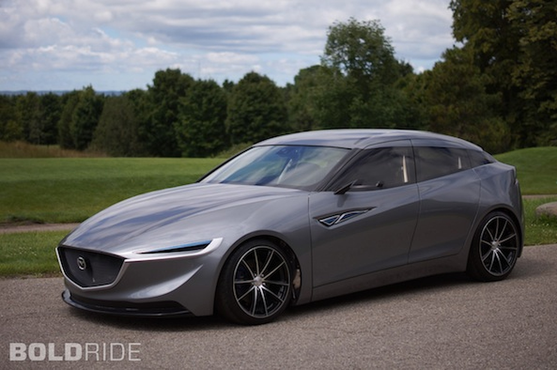 Mazda and Clemson University Partner for Deep Orange 3 Hybrid Concept