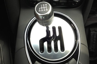 The Manual Gearbox: An Endangered Species