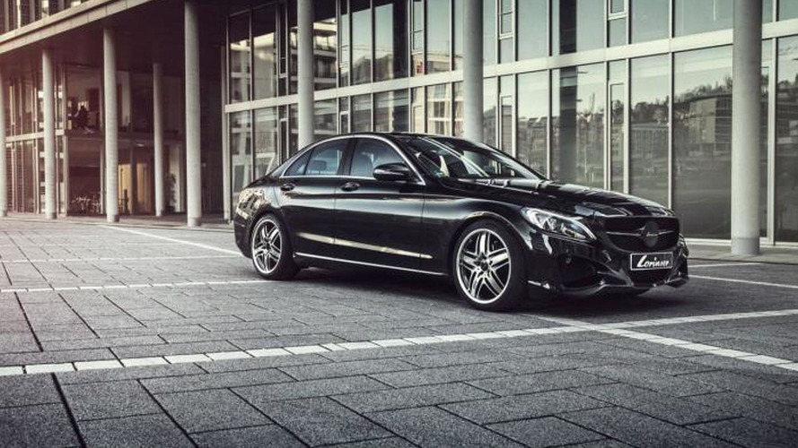 Lorinser tunes the Mercedes C400 4MATIC