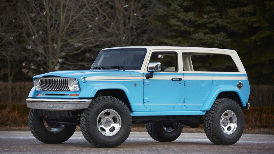 Jeep unveils seven new concepts for the 2015 Moab Easter Jeep Safari