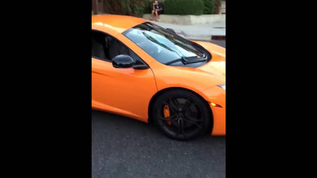 That skateboarder versus McLaren video was staged