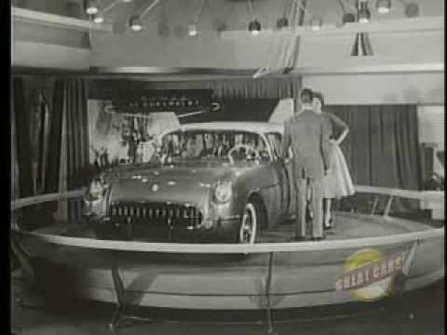 GM Motorama-- 1954