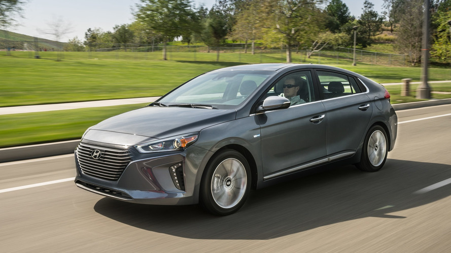 Hyundai Ioniq EV has estimated 124-mile range, 200-mile EV by 2018