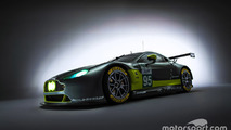 Aston Martin names line-up for WEC campaign