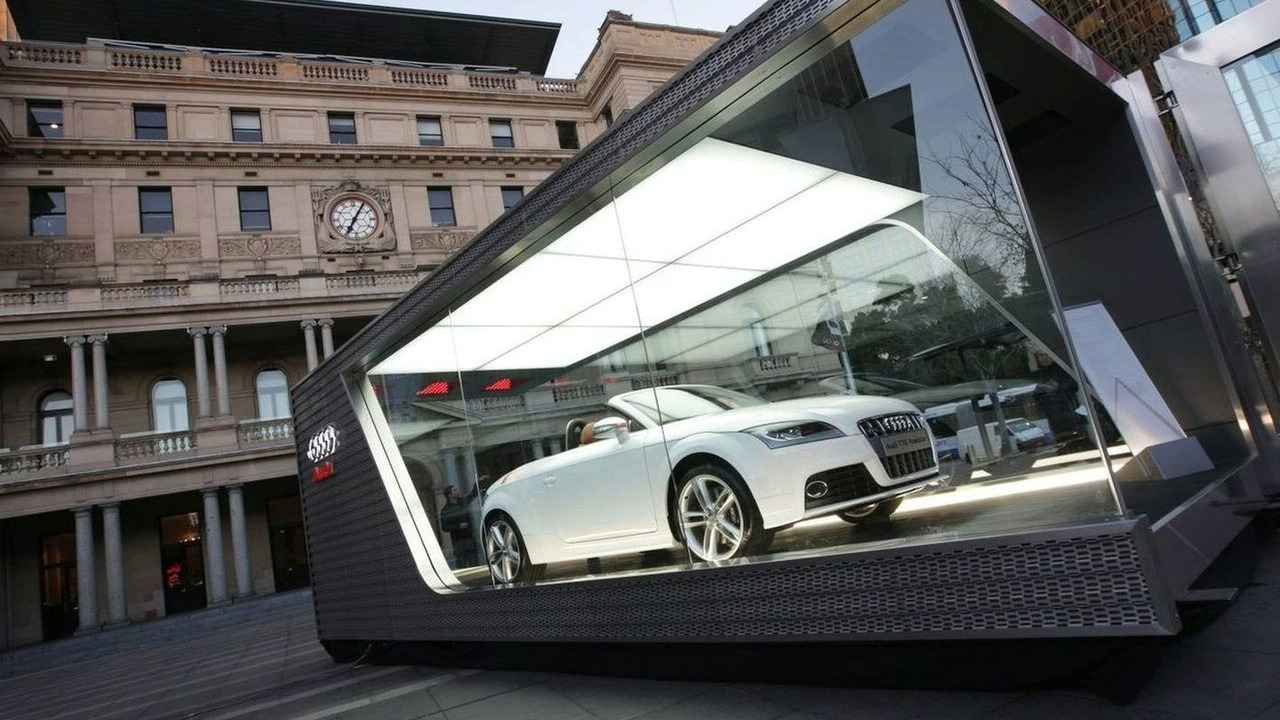 Audi Car Dealerships Sydney