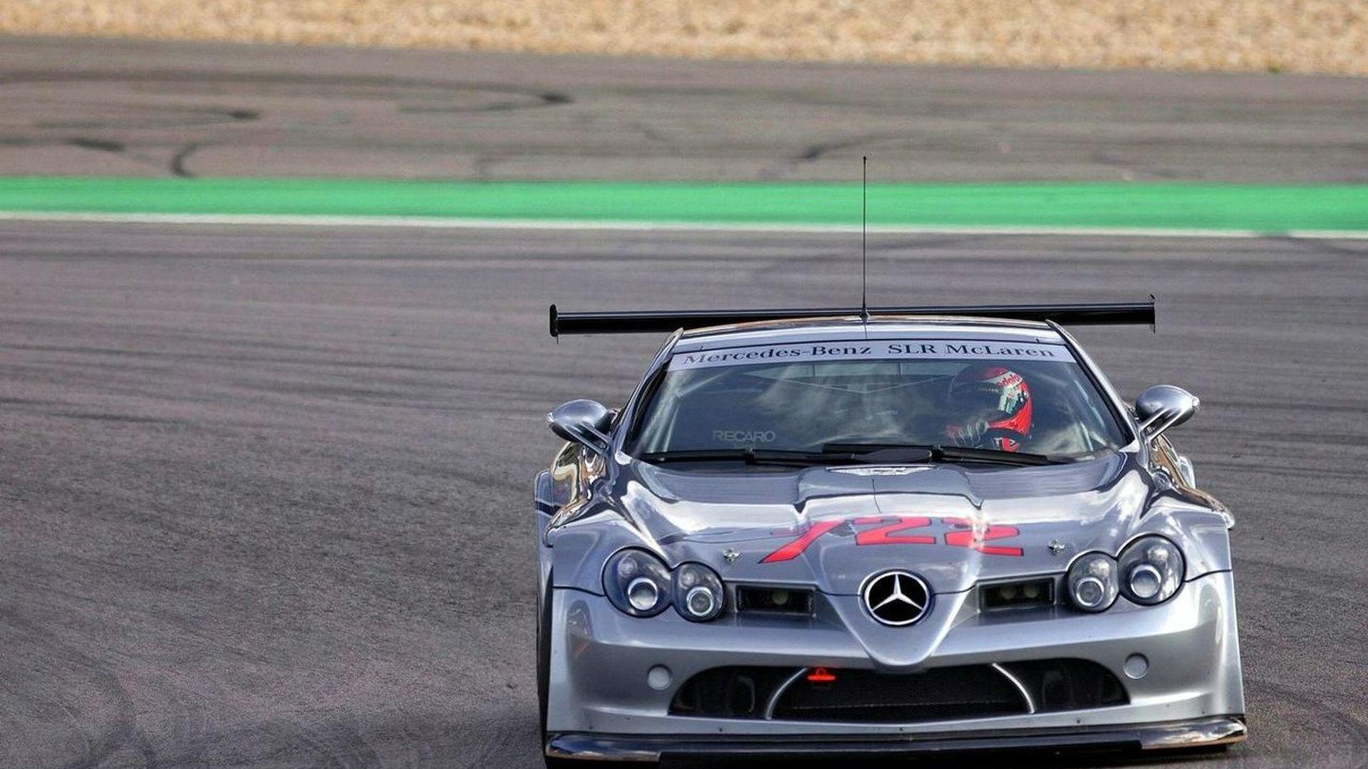 Mercedes-Benz SLR McLaren 722 Pricing & Availability (US)