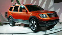 Kia Motors America Introduces All-New Borrego SUV