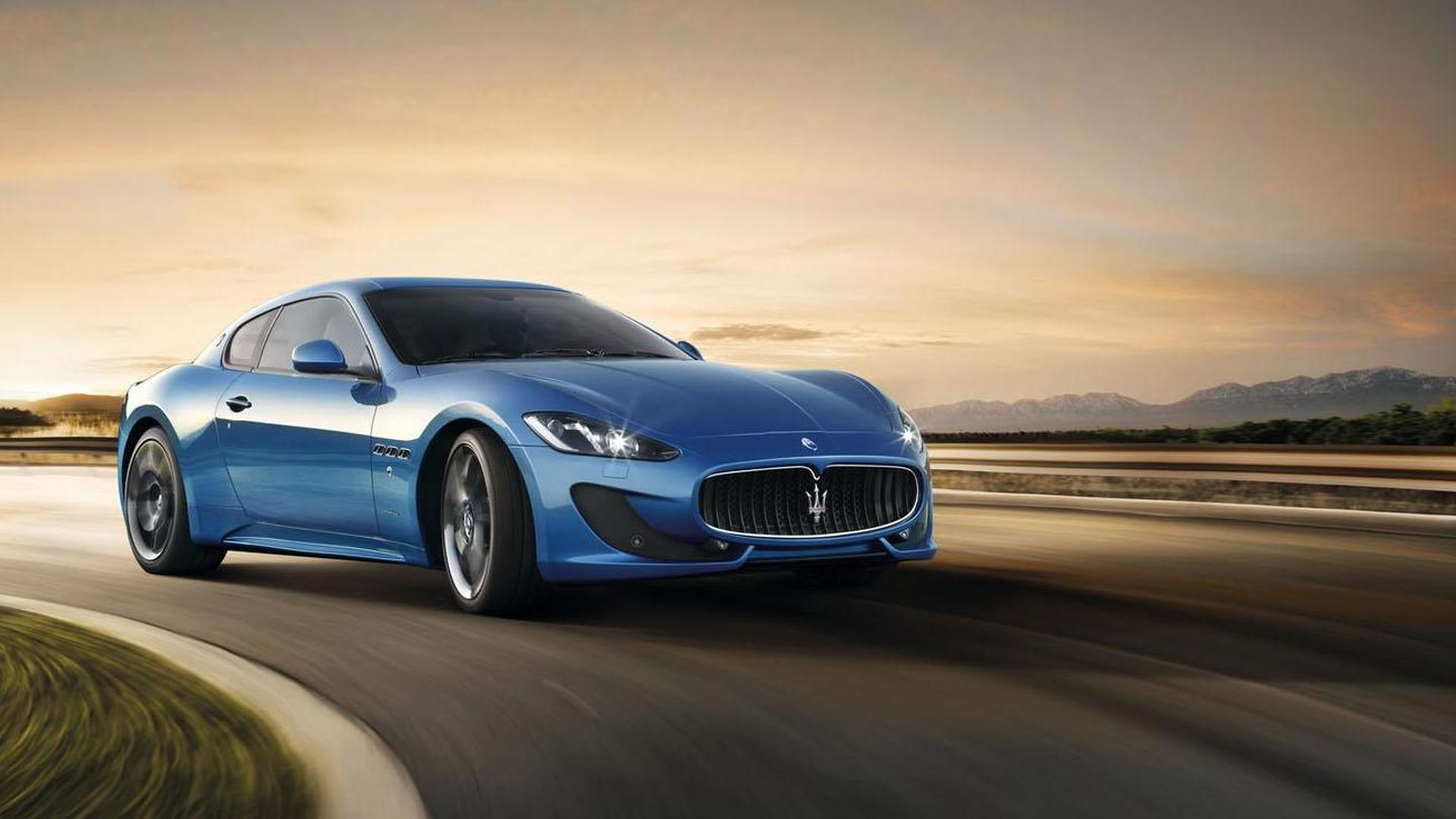 Maserati Gran Sport won't be mid-engined after all - report