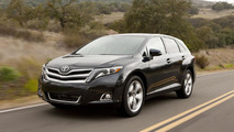 2013 Toyota Venza revealed [video]