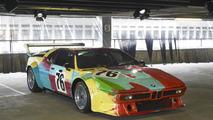 Andy Warhol's 1979 BMW Art Car