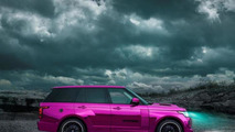 Hamann Mystere based on 2013 Range Rover 22.05.2013