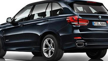 2014 BMW X5 M Sport spotted in the metal