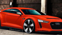 2014 Audi TT designer drops a few clues about styling