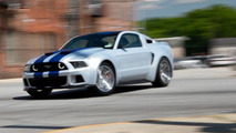 Ford Mustang set to star in Need for Speed movie