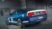 Saleen Debuts Dan Gurney Signature Edition Mustang
