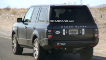 2011 Land Rover Facelift Rear Lamps Spied