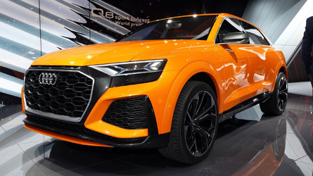Audi Sport Confirms More RS SUVs Are On The Way