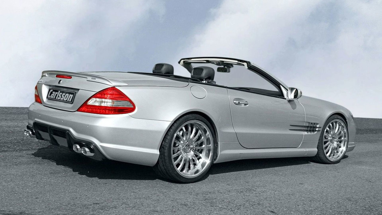 Carlsson CK50 based on Mercedes SL500
