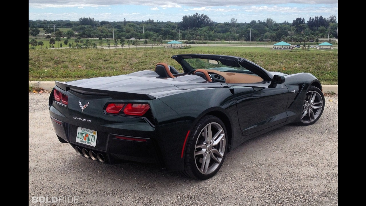 Chevrolet Corvette Stingray Convertible