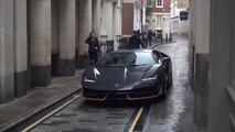 Transformers 5 filming in London shows Lamborghini Centenario
