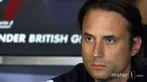 FIA press conference: Adam Parr, Williams F1 Team