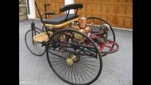 Mercedes-Benz Benz Patent Motor Car