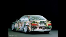 BMW 3-Series Art Car by Sandro Chia