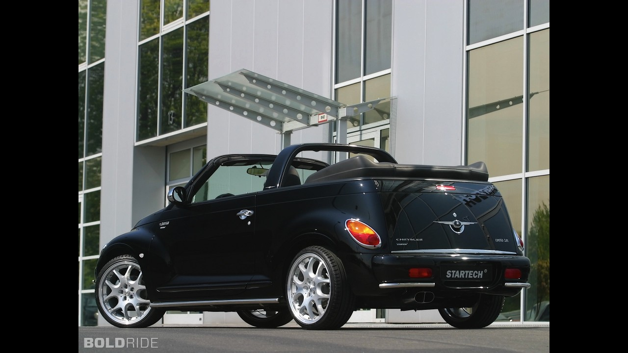 Startech Chrysler PT Cruiser Convertible