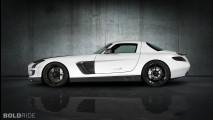 Mansory Mercedes-Benz SLS AMG
