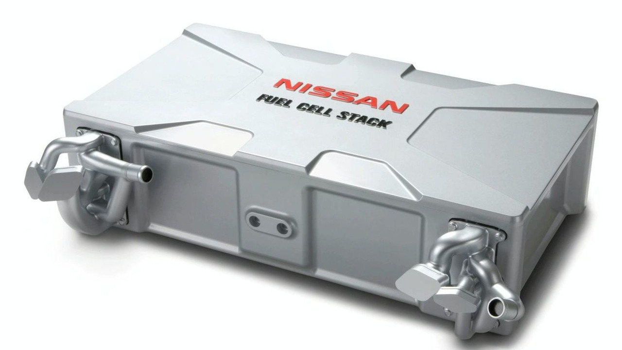 Nissan Fuel Cell stack