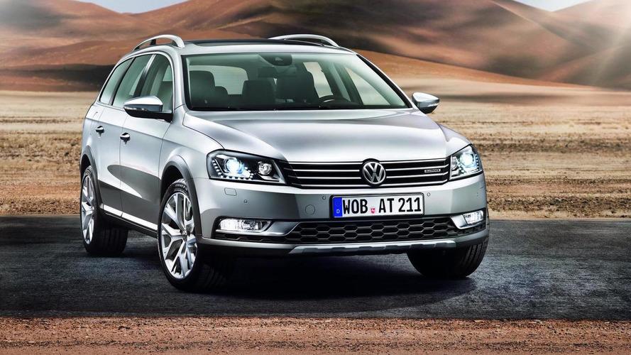 No U.S. edition for Volkswagen Passat Alltrack