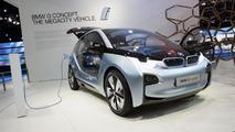 BMW i3 concept at Frankfurt - 15.9.2011