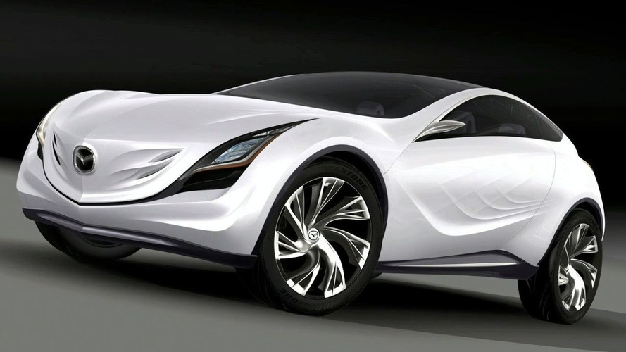 Mazda Kazamai Concept Revealed