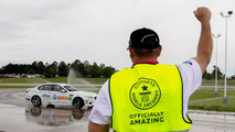 BMW sets new world record for longest drift 15.05.2013