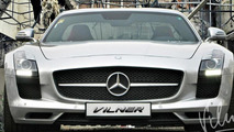Vilner  updates the Mercedes SLS AMG