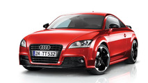 Audi TT Coupe Black Edition