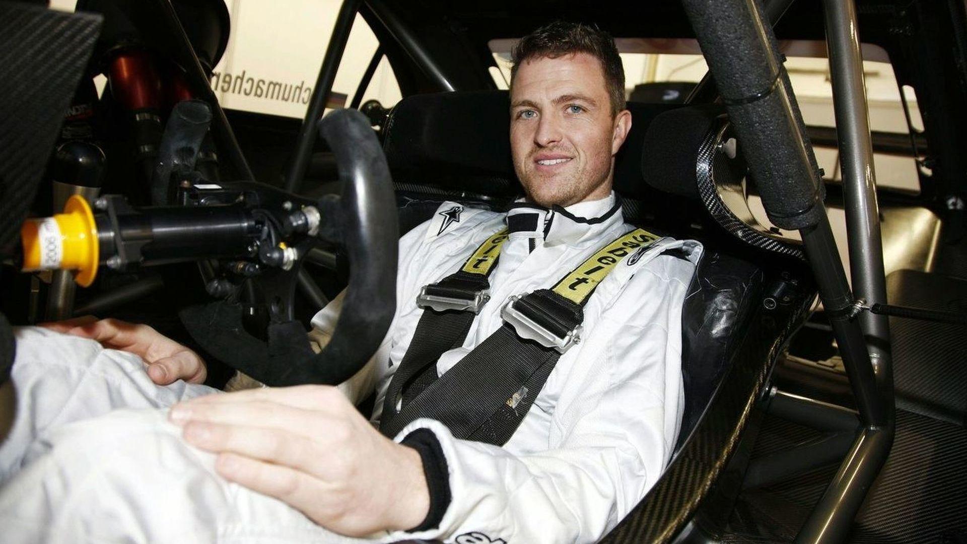 No role at Mercedes GP for Ralf Schumacher