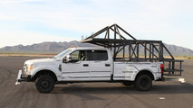 Ford attempts to roll 2017 Super Duty in the name of 'camping'