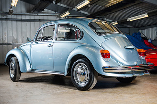 This '74 VW Beetle has Driven Just 56 Miles...Ever