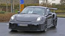 Porsche 911 GT3 RS 4.2 spy photos