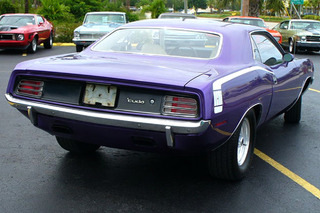 eBay Car of the Week: 1970 Plymouth Barracuda