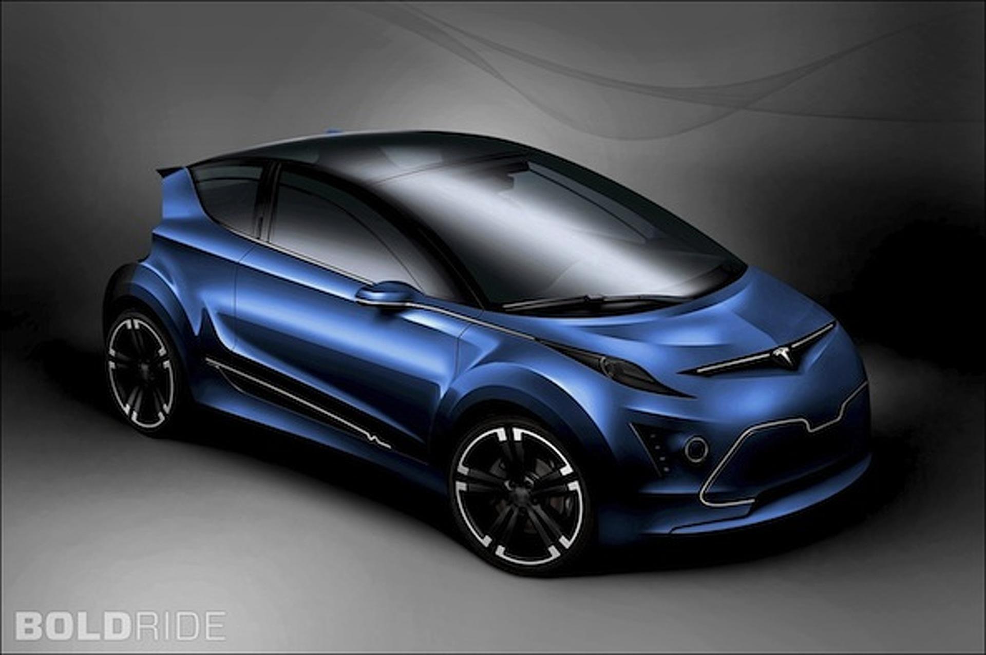 Tesla Planning Nissan Leaf Rival