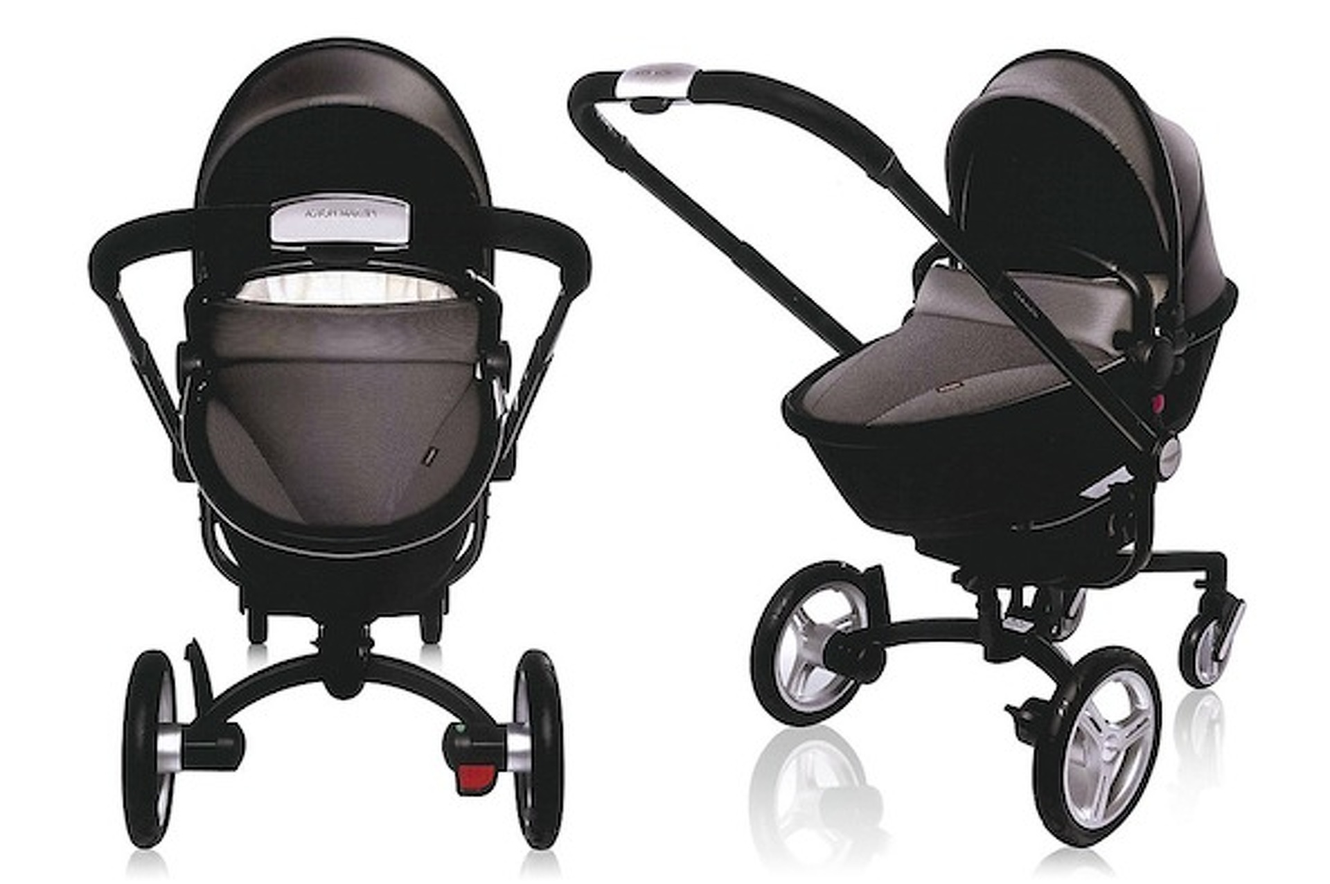 For $3,000 You Can Buy an Aston Martin Baby Stroller