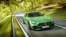 Mercedes-AMG GT R, 585 chevaux sortis de l'enfer vert